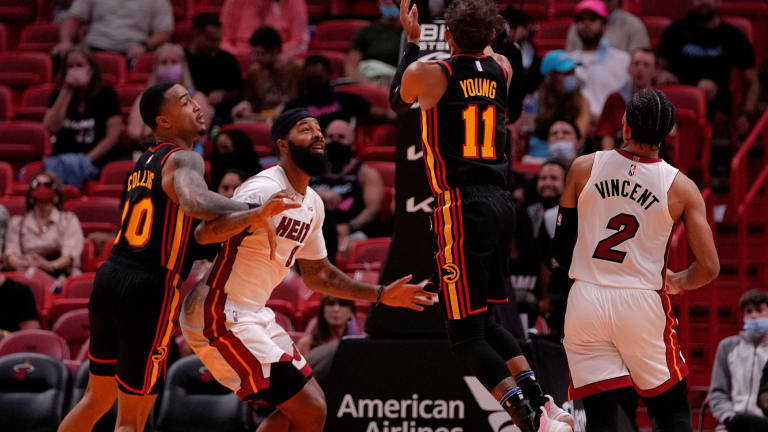 Miami Heat at Atlanta Hawks Preview