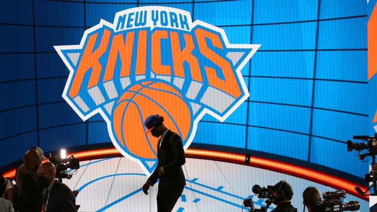 The New York Knicks Announce That They Have Waived This Player