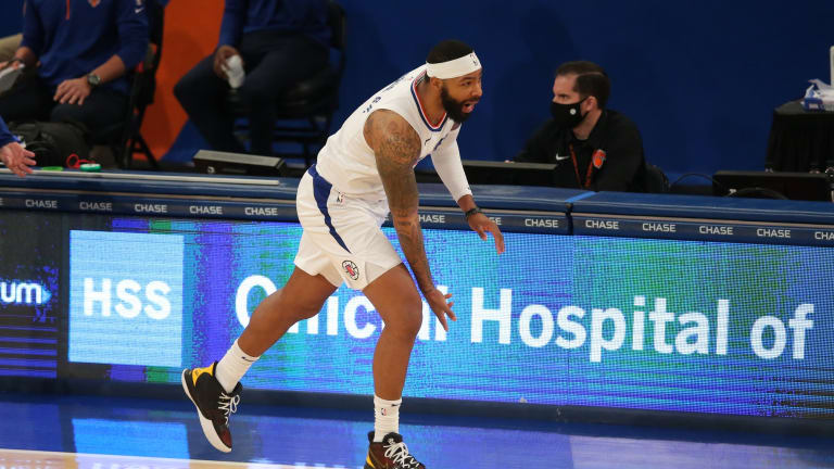 Marcus Morris Reacts to DeMarcus Cousins Potentially Signing With Clippers