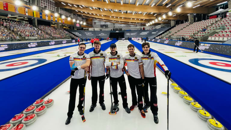 Germany's Youth Curling Movement