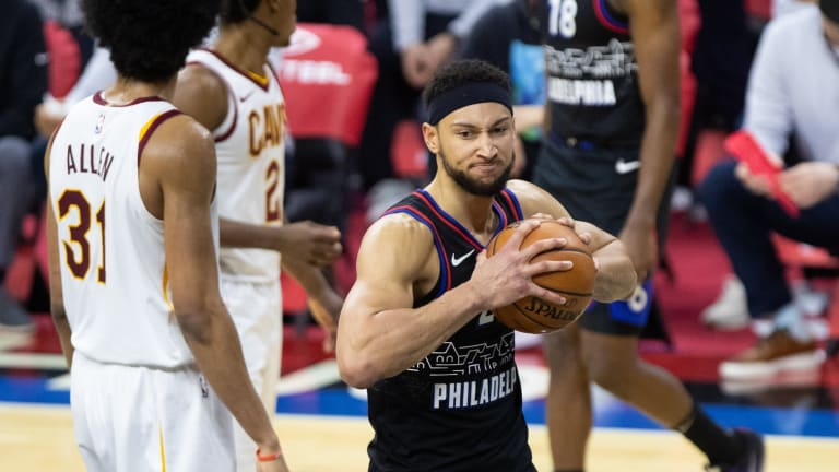 76ers vs. Cavaliers: How to Watch, Live Stream, & Odds for Thursday