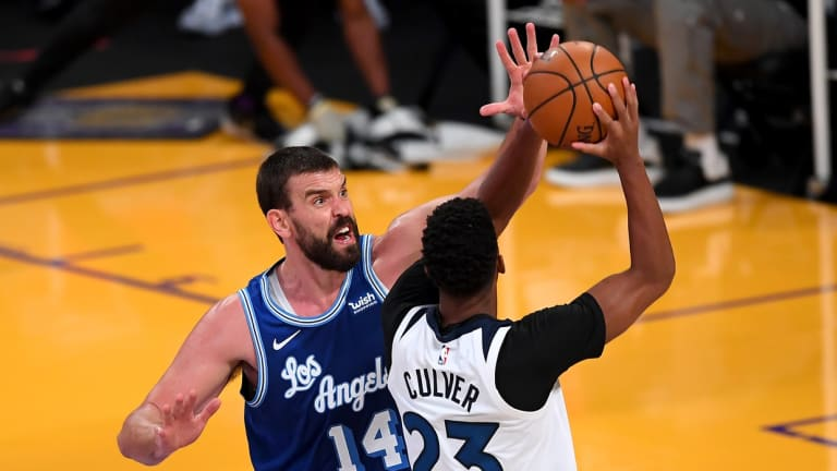 Being Plan B a 'Tough Pill to Swallow' for Marc Gasol