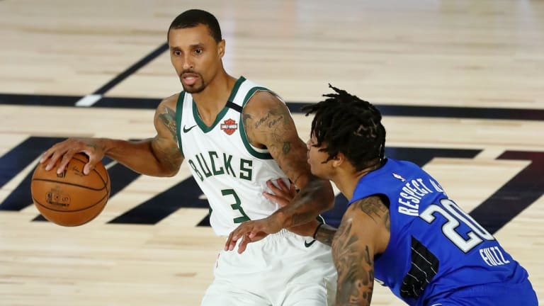 Sixers' Doc Rivers Offers Update on George Hill Before Timberwolves Matchup
