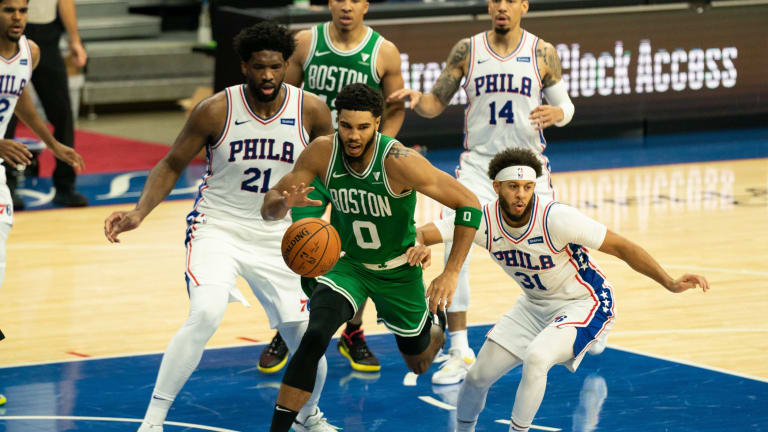 Sixers' Seth Curry Looks Forward to Getting Joel Embiid Back Soon