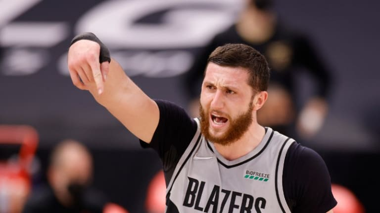 Jusuf Nurkic's Goal? Winning Defensive Player of the Year