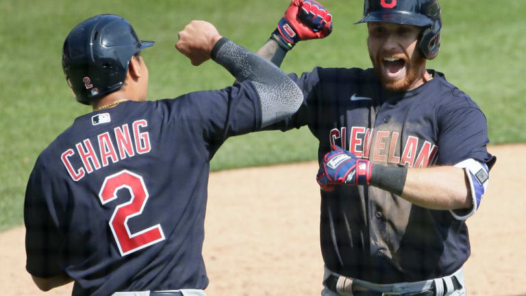 Indians Stay Put in Latest MLB Power Rankings