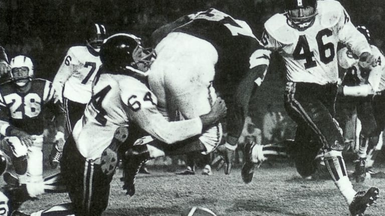 State Your Case: Bud McFadin made All-Pro in NFL and AFL. So why isn't he in Canton?