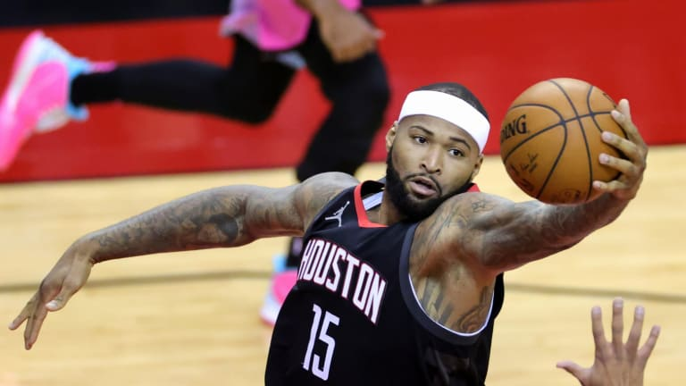 DeMarcus Cousins Officially Signs 10-Day Contract With LA Clippers