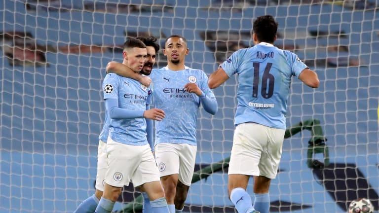 Gabriel Jesus preferred to Bernardo Silva and Raheem Sterling - Predicted Team: Borussia Dortmund vs Manchester City (Champions League)