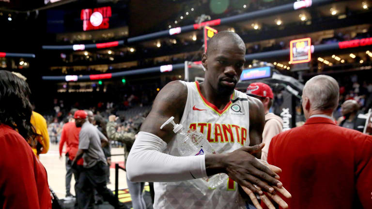 Miami Heat Set To Sign Free Agent Center Dewayne Dedmon