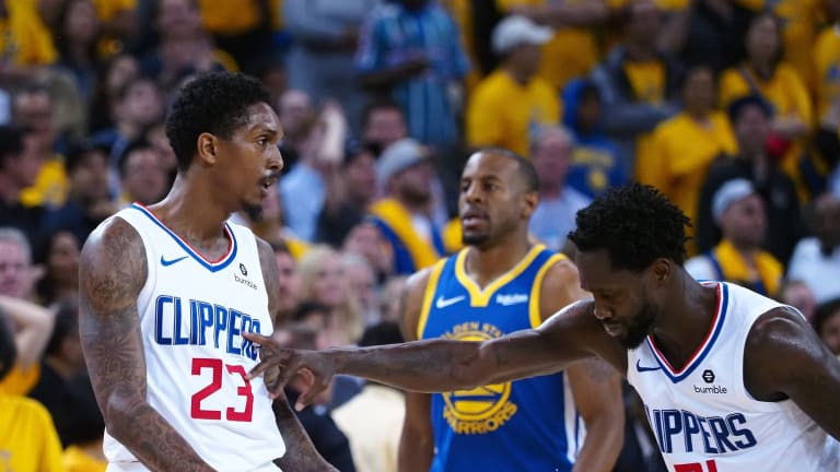 Patrick Beverley Reveals Thoughts About Lou Williams Being Traded