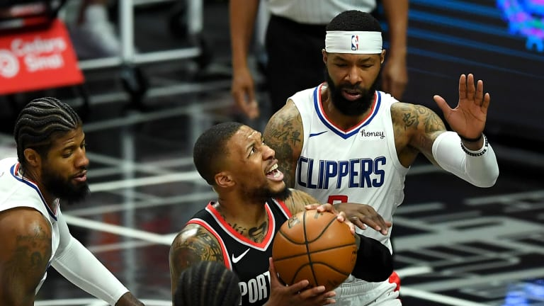 Clippers Trail Knicks as Betting Favorites for Damian Lillard Trade Destination