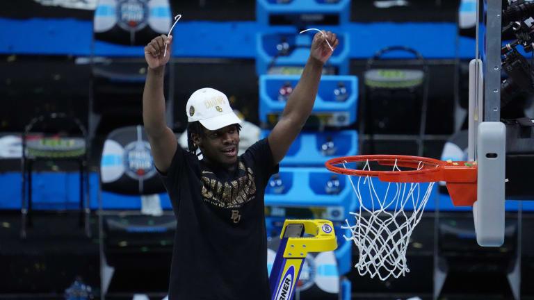 Mock Draft: Raptors Select Baylor's Davion Mitchell at No. 7