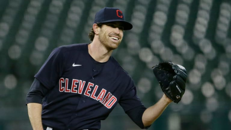 Starting Nine for the Indians in Afternoon Series Finale Against the Royals