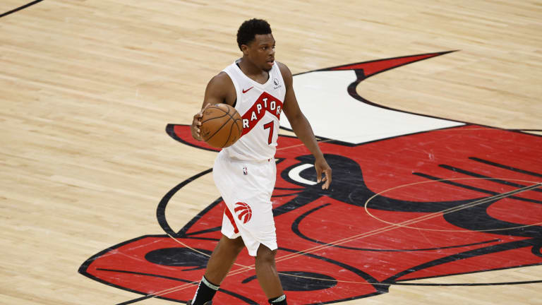 Underdog Raptors are Desperate for a Win Over the Bulls