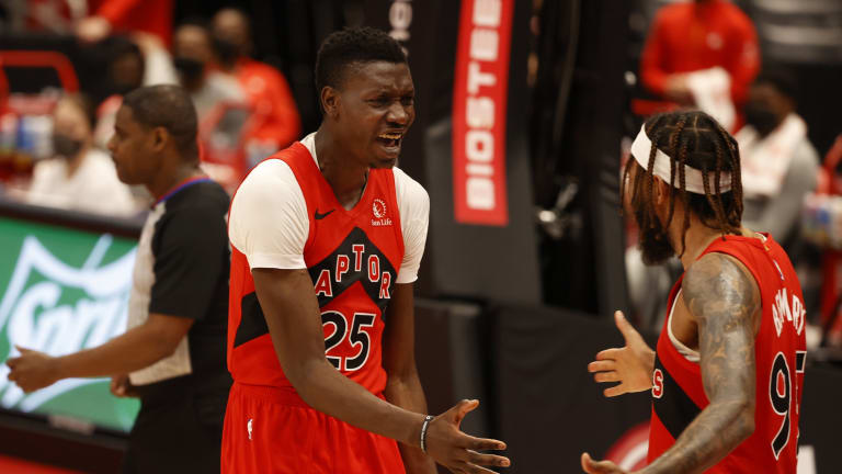 The Star Power is There for Chris Boucher, the Raptors Just Need More Consistency