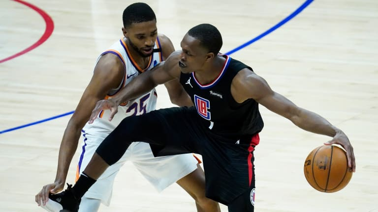 Three Takeaways from the LA Clippers' Win over the Phoenix Suns