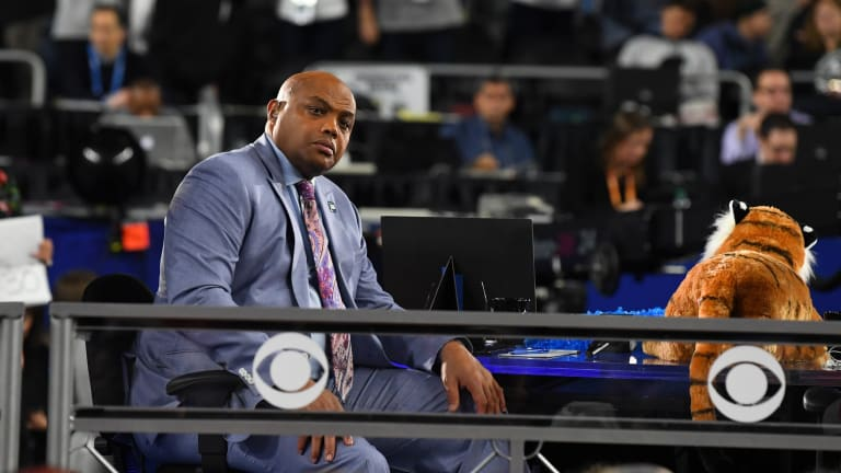 Charles Barkley: 'The Clippers Are Pretenders'