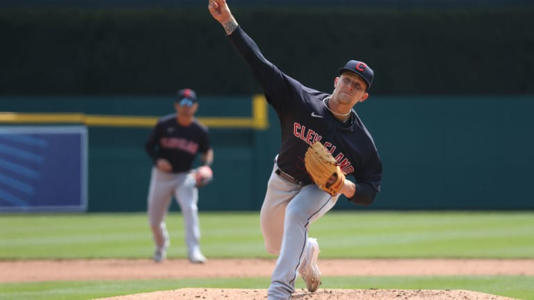 Zach Plesac Does Have The Potential To Shine in the Indians Rotation