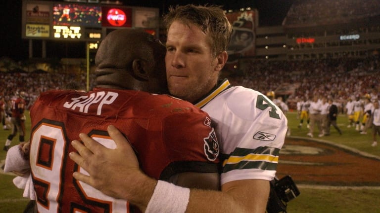 Faneca: Who was the toughest opponent I ever faced? Easy. Warren Sapp