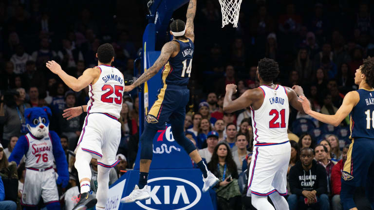 76ers vs. Pelicans: How to Watch, Live Stream & Odds for Friday Night