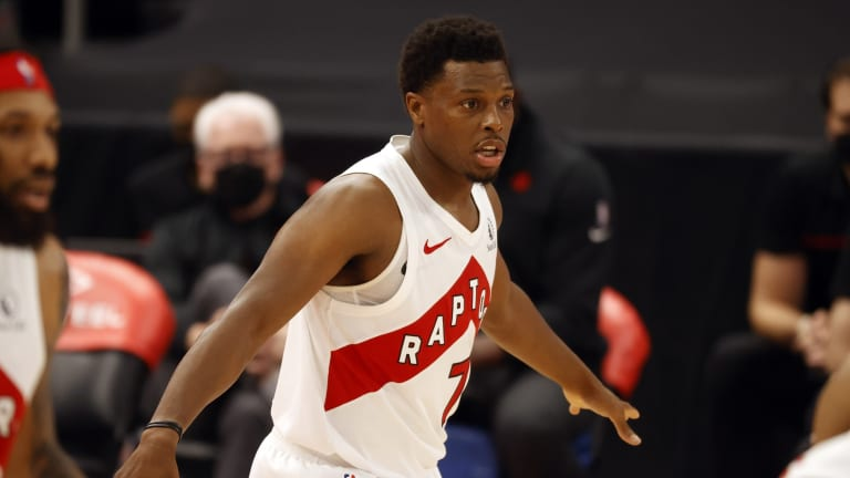 Kyle Lowry Upgraded to Questionable, Fred VanVleet Remains Out
