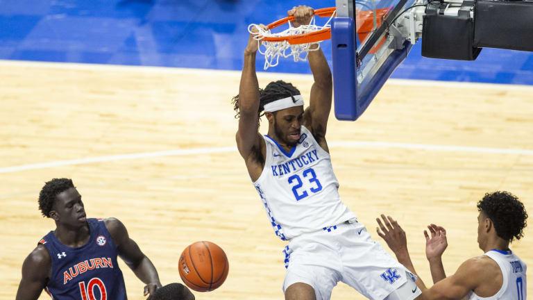Mock Draft: Raptors Select Kentucky's Isaiah Jackson at No. 11