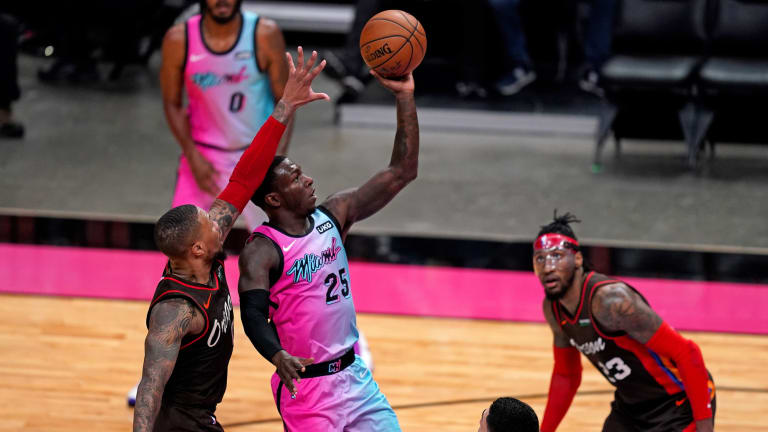 Miami Heat's Kendrick Nunn Will Receive Opportunity in Victor Oladipo's absence