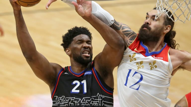 Joel Embiid Put in Extra Work Following Sixers' Loss to Pelicans