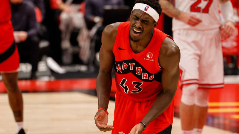The Raptors Appear to be Accepting their Fate as a Team Headedto the Lottery