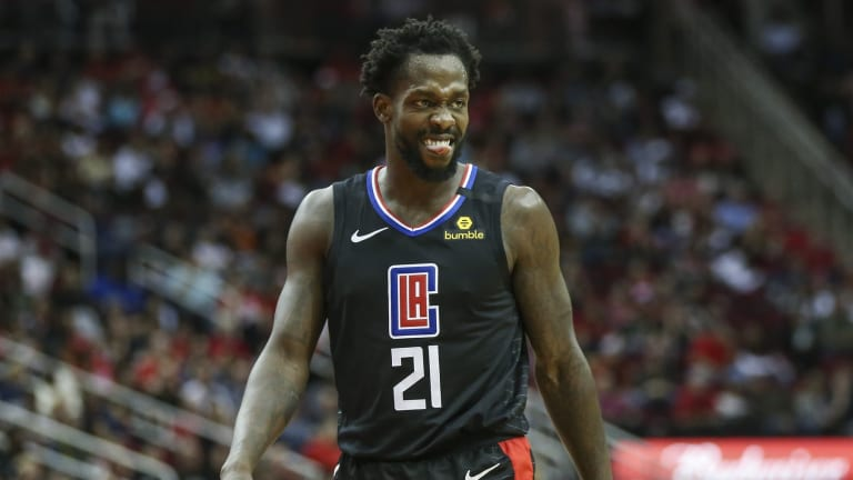 Sources: Update On Patrick Beverley's Hand Injury