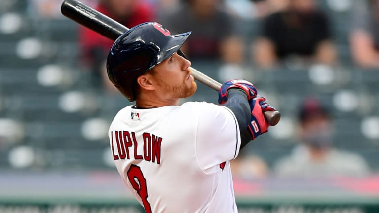 Indians Five HR's Lifts Club to Dominating 11-3 Win Over Tigers To Move to 4-3 on Season