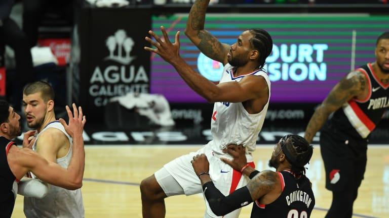 Kawhi Leonard Is OUT Against Detroit Pistons