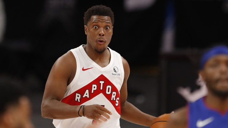 OG Anunoby Out for Rest, Kyle Lowry Upgraded to Questionable vs. Knicks