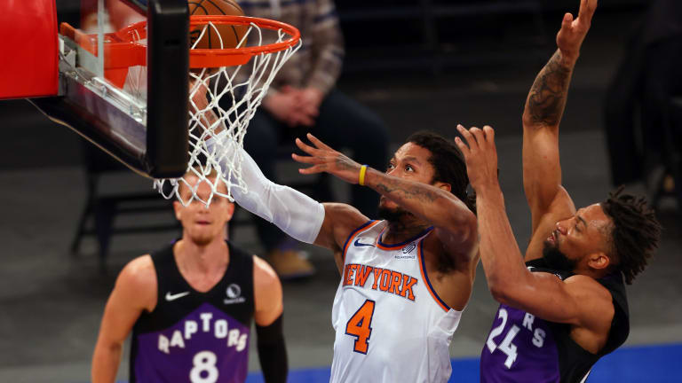 Khem Birch Realizes Childhood Dream to Play for the Raptors