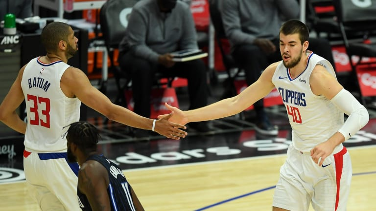 Nicolas Batum Reveals Thoughts About Playing for the Clippers