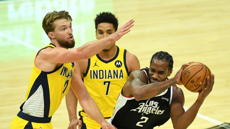 Kawhi Leonard Is OUT Against Indiana Pacers