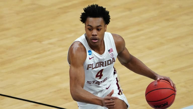 Mock Draft: Raptors Select Florida State's Scottie Barnes