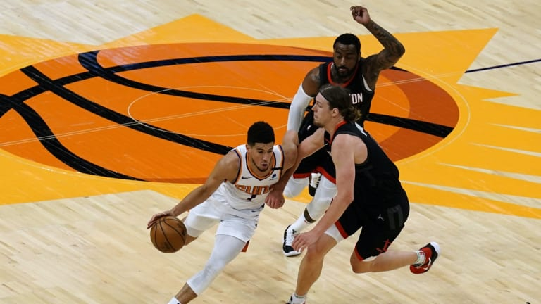 Miami Heat at Phoenix Suns Preview