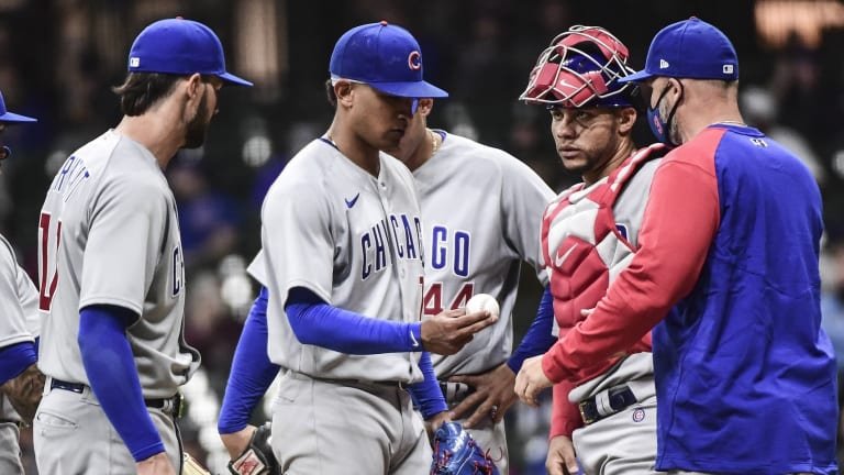 World Series Glory a Distant Memory for Fading Cubs