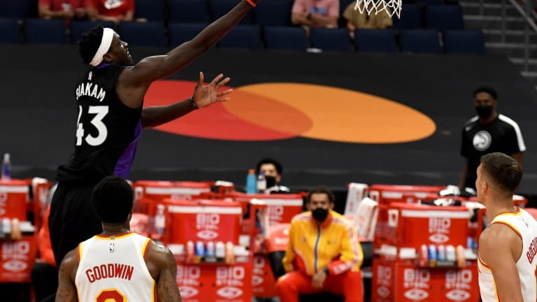 Pascal Siakam Continues to Show Improved Playmaking as he Builds Back to Star Status