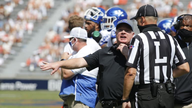 Mark Stoops Making Big Changes In His Ninth Year At Kentucky