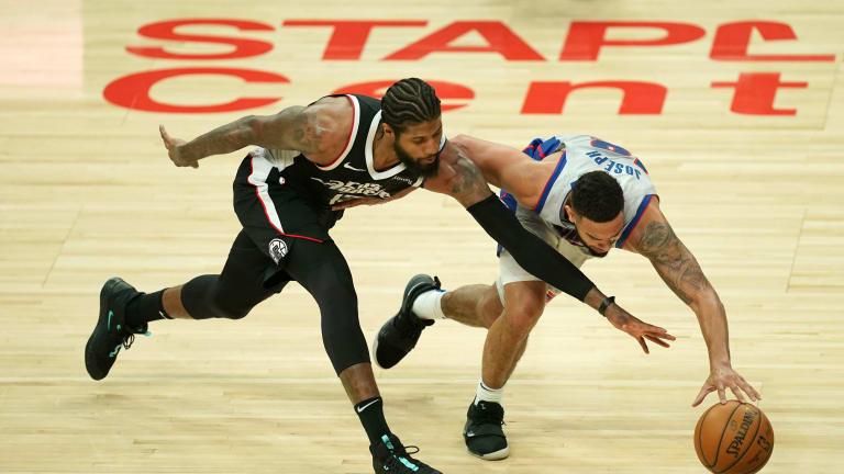 LA Clippers Star Paul George (Rest) OUT vs. Detroit Pistons