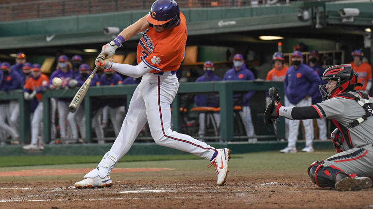 Grice Named To Golden Spikes Award Watch List