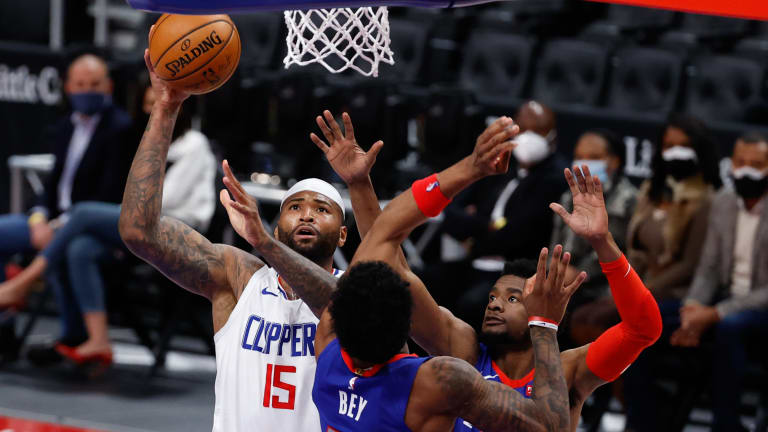 Tyronn Lue Gives Update On DeMarcus Cousins' 10-Day Contract