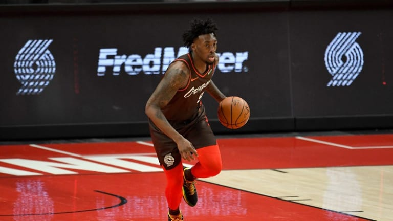 What Happened To Nassir Little's Spot In The Blazers' Rotation?