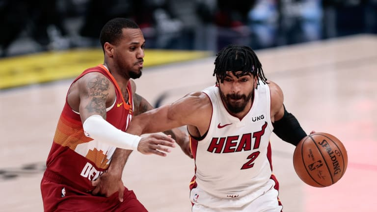 For a Second Straight Night, the Miami Heat Start Strong, Fade Late in Loss to Denver Nuggets