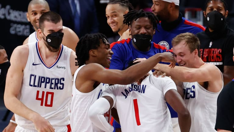 Three Takeaways from the LA Clippers' Comeback Win over the Detroit Pistons