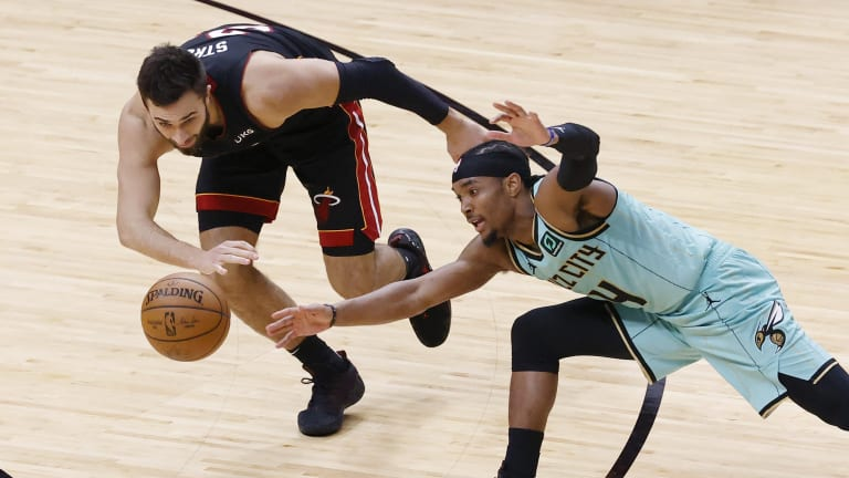 And another one: More injury woes plague Charlotte Hornets
