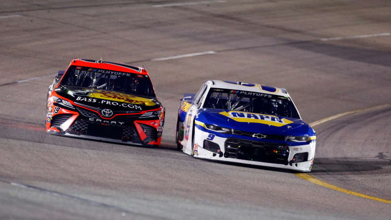 Fantasy NASCAR: 2021 Toyota Owners 400 at Richmond Raceway Driver Rankings